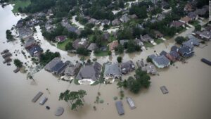 Climate change is increasing flood risk around the country. Insurance rates are not keeping pace, report finds