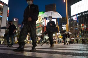 Japan Stock Market Rises to Become Best Asia Performer in 2021