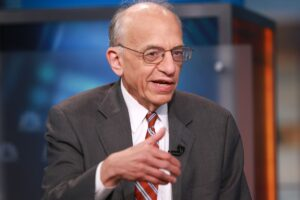 Jeremy Siegel says stock market could go up 30% before boom ends
