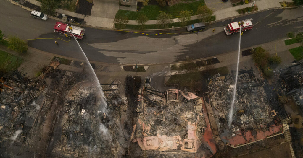 California Looks at Curbing Construction in Wild Fire-Prone Areas