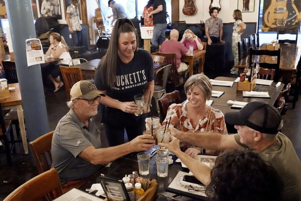 Downtown businesses cope with new reality